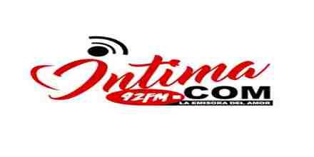 Intima 92 FM live