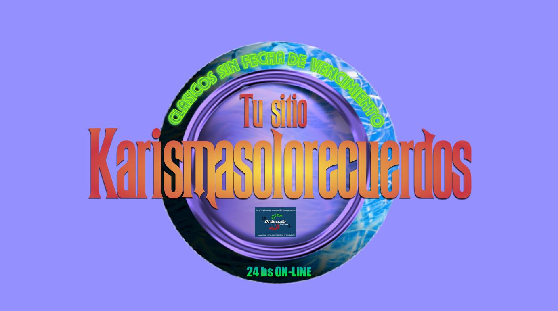 Karisma Solo Recuerdos live