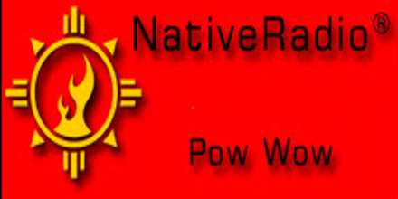 Native Radio Pow Wow live