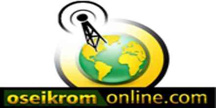 Oseikrom FM live
