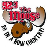 The Moose 92.3 live