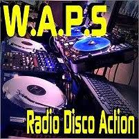 WAPS Radio Disco Action live