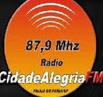 Radio Cidade Alegria FM live