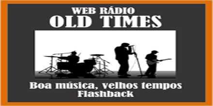 Web Radio Old Times live