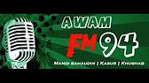 Awam FM 94 Khushab live
