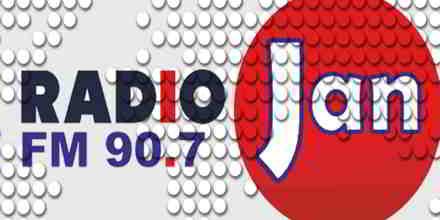 Radio Jan 90.7 live