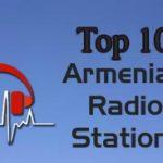 Top 10 Radio Stations in Armenia online