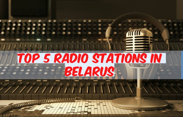 Top 5 radio stations in Belarus live