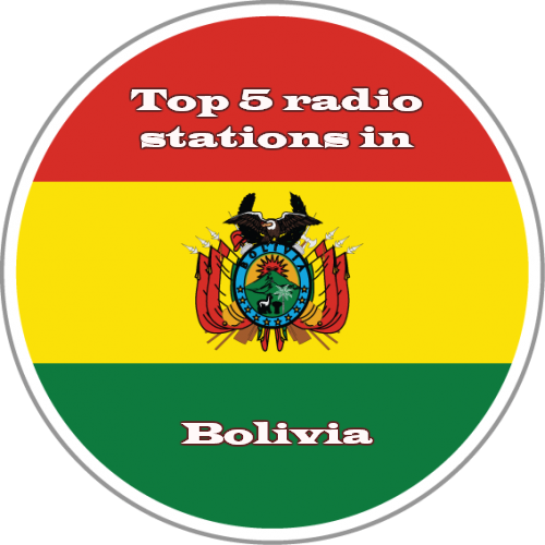 Top 5 radio stations in Bolivia live