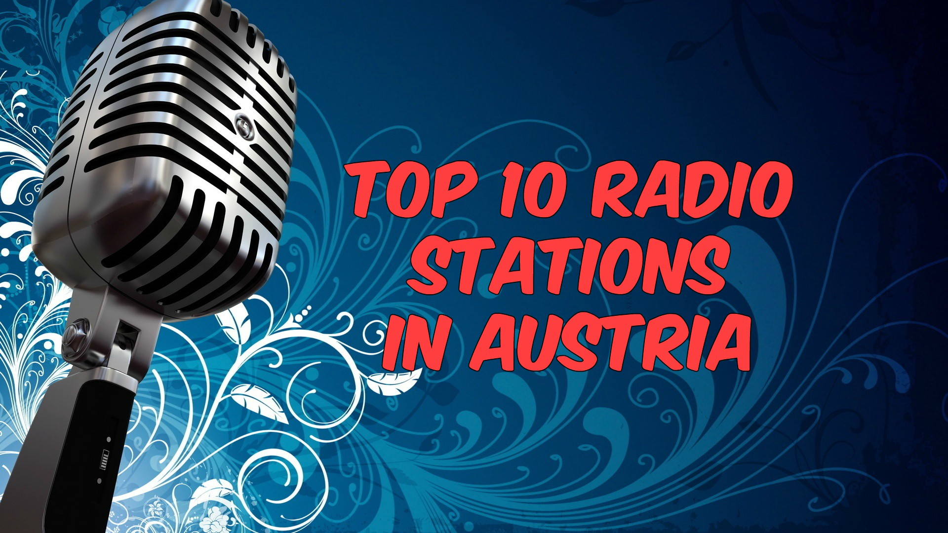 Top10 radio stations in Austria live