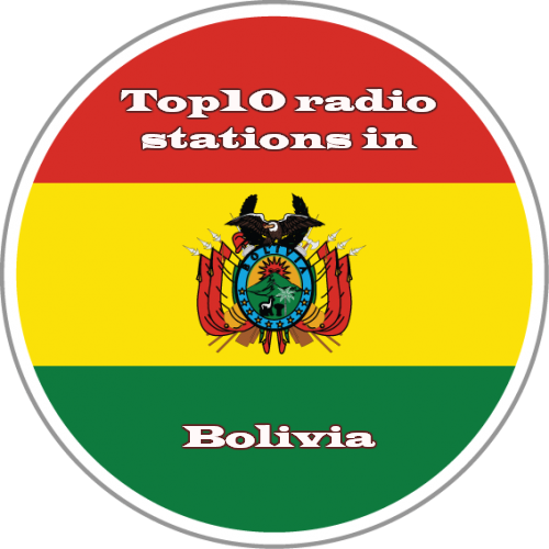 Top10 radio stations in Bolivia online