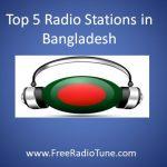 Top Radio Stations in Bangladesh