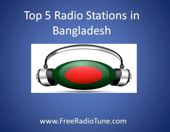 Top Radio Stations in Bangladesh