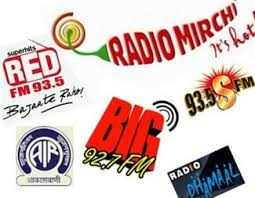 radio stations in India