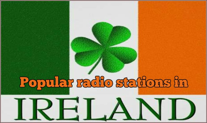 Top 5 radio stations in Ireland