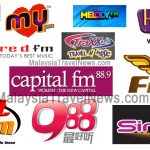 Top 5 Radio Station in Malaysia