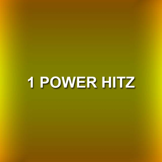 1 Power Hitz live broadcasting
