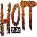 live radio HOTT 95.3 FM