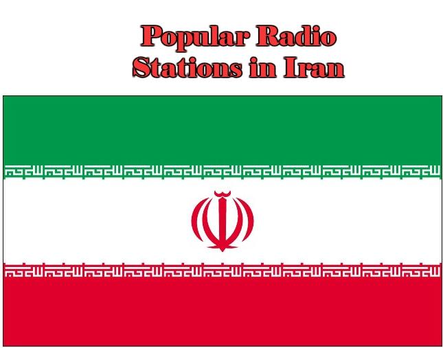 Popular live online Radio Stations in Iran