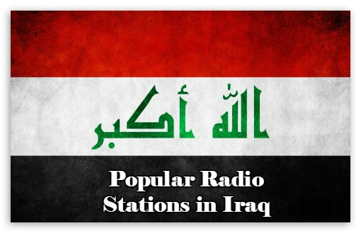 Popular live online Radio Stations in Iraq