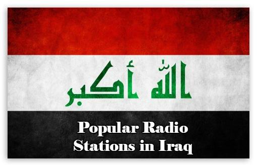 Popular live online Radio Stations in Iraq