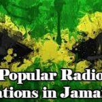 Popular online Radio Stations in Jamaica