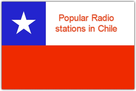 Popular online Radio stations in Chile