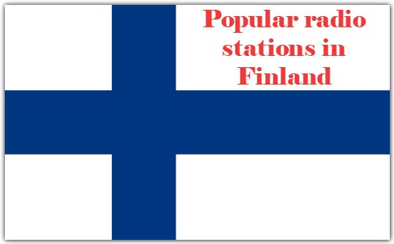Popular online radio stations in Finland