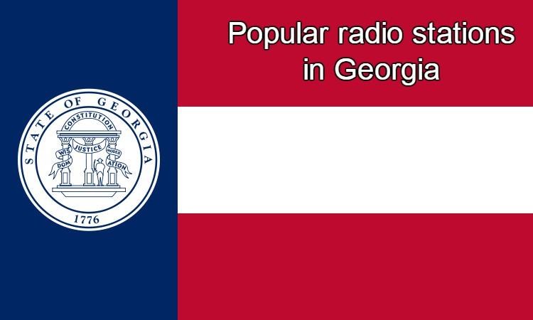 Popular online radio stations in Georgia