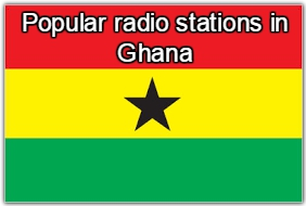 Popular online radio stations in Ghana
