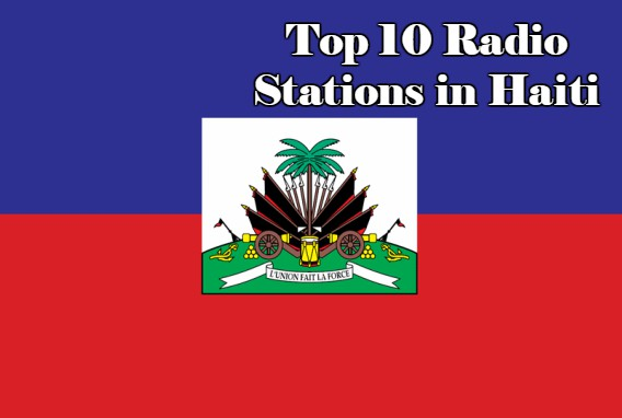 Top 10 online Radio Stations in Haiti