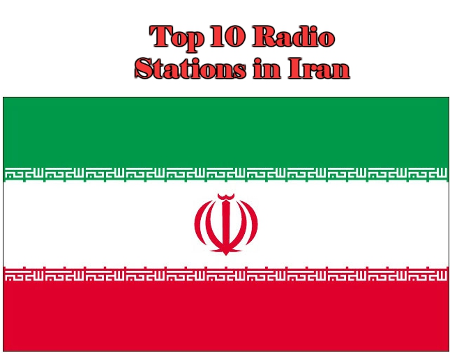 Top 10 online Radio Stations in Iran