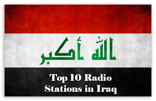 Top 10 online Radio Stations in Iraq