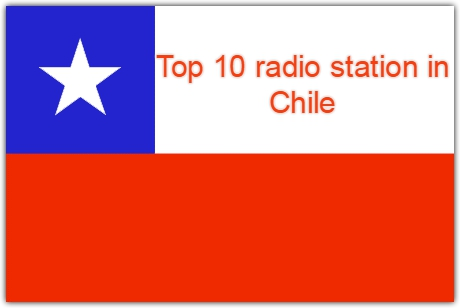 Top 10 online radio station in Chile