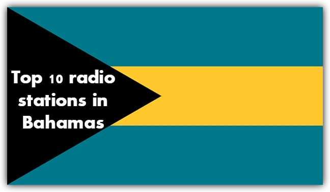 Top 10 online radio stations in Bahamas