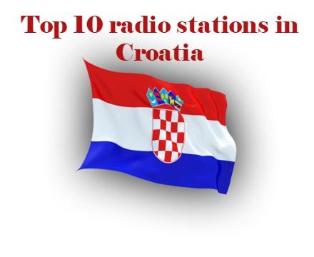 Top 10 online radio stations in Croatia of free radio tune