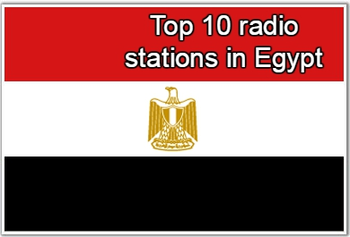 Top 10 online radio stations in Egypt