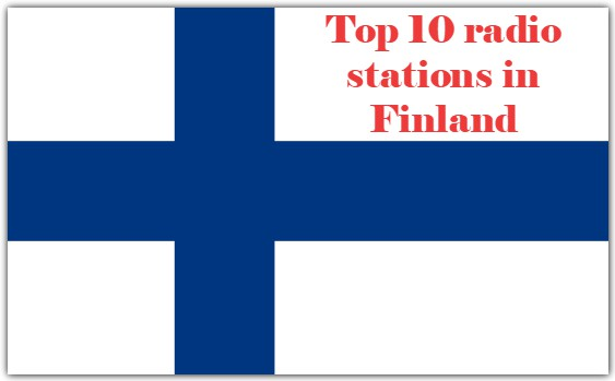 Top 10 live radio stations in Finland
