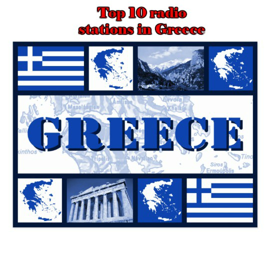 Top 10 online radio stations in Greece