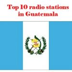 Top 10 online radio stations in Guatemala