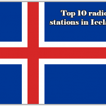 Top 10 online radio stations in Iceland