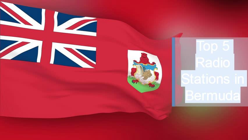 Top 5 online Radio Stations in Bermuda