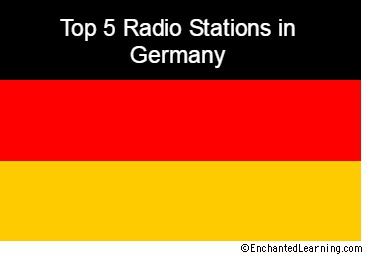 Top 5 online Radio Stations in Germany