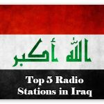 Top 5 online Radio Stations in Iraq