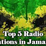 Top 5 online Radio Stations in Jamaica