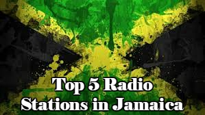 Top 5 online Radio Stations in Jamaica