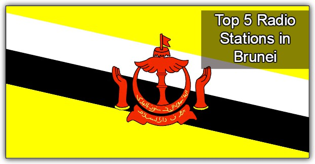 Top 5 online radio stations in Brunei