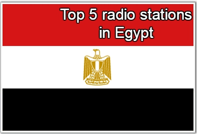 live online Top 5 radio stations in Egypt