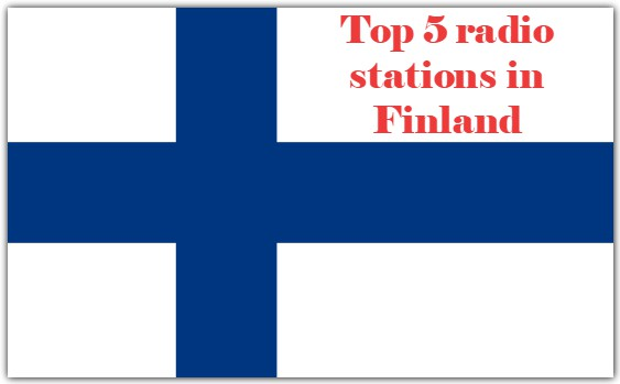 Top 5 live radio stations in Finland