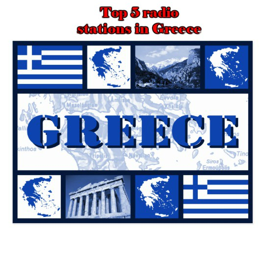 Top 5 online radio stations in Greece